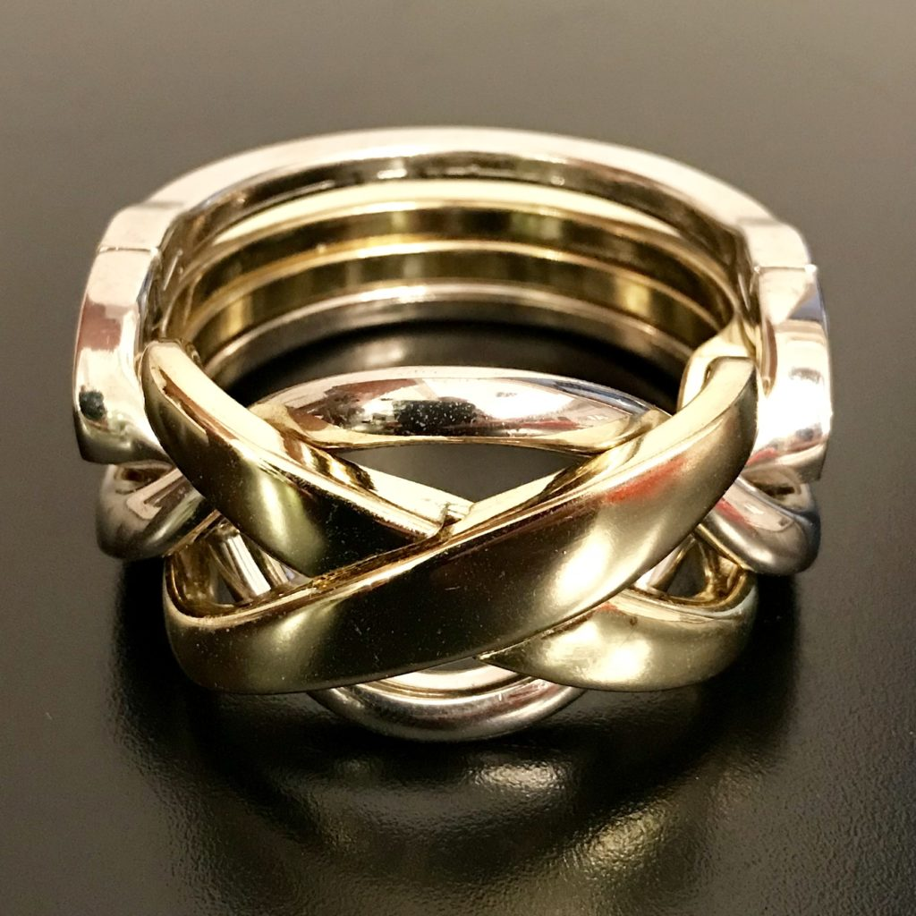 Hanayama Cast Ring