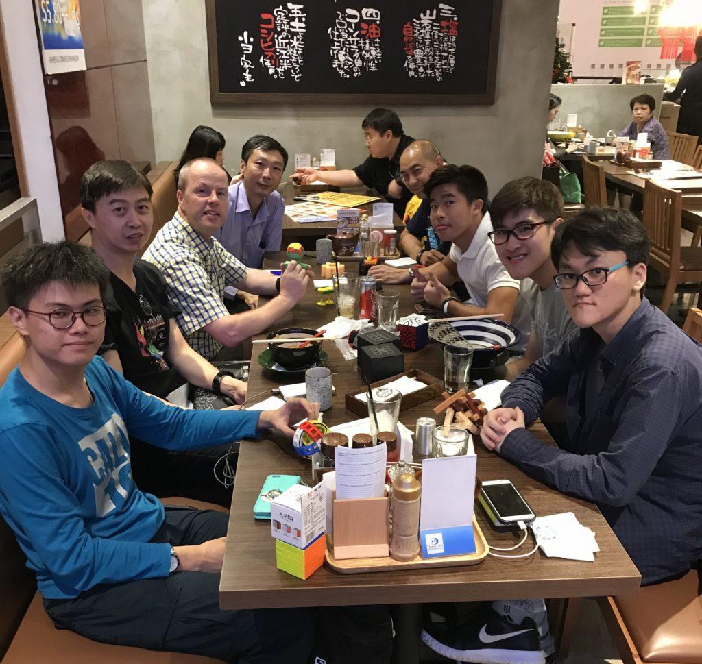 Singapore Puzzle Party (SPP02)