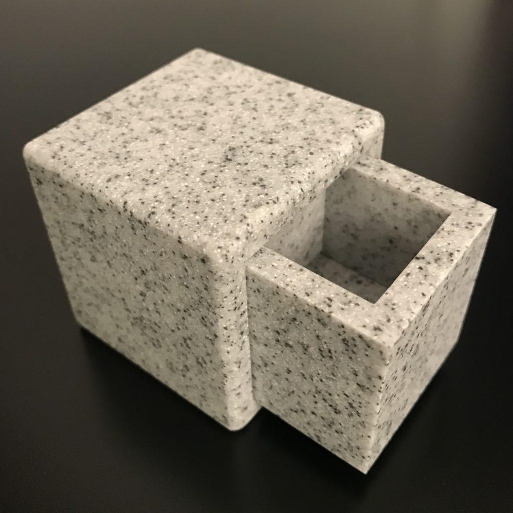 Simon Nightingale's Push Box 3 Trick Opening Puzzle Box