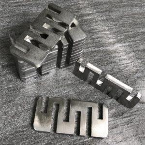 Dirty Dozen Interlocking Puzzle (Stainless Steel)