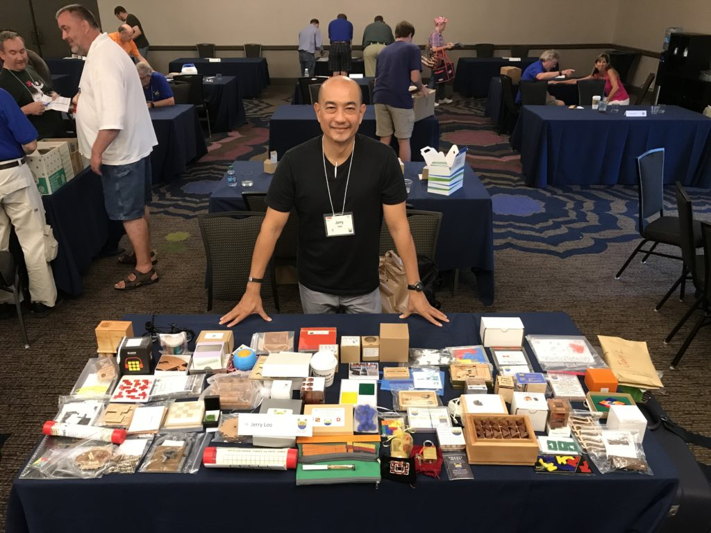 IPP38 Puzzle Exchange San Diego Jerry Loo